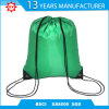 Impression Custom Logo Polyester Drawstring Bag