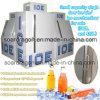 De kleine Bak van het Ijs van de Deur van de Capaciteit Enige voor Verkoop (380L/420L)