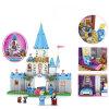 Serien-vorbildliche Baustein-Ausbildungs-Spielwaren des Traummädchen-14898706-Cinderella's