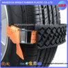 Correntes de pneus de neve de borracha de novo tipo de alta qualidade