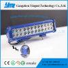 barra clara do trabalho do diodo emissor de luz 72W para luzes de condução Offroad do carro