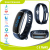 A pressão arterial de Ritmo Cardíaco Podômetro Sleep e Ios Smartwatch Android do Monitor