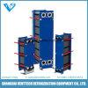 Gasketedの海水のためのチタニウムの版の熱交換器