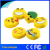 최고 판매 무료 샘플 Emoji PVC USB 플래시 디스크