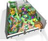 Parque de Diversões alegrar com temática de selva crianças playground coberto para venda