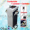 Die meiste Hotteset komplette Maschine: Cryolipolysis +Cavitation+RF+Lipoaser