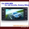 Toyota (HP-T620L)를 위한 GPS/6 원판 기억을%s 가진 차 DVD