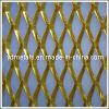 El metal expandido de aluminio anodizado