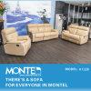 Sala de estar poltrona reclinável sofá, mobiliário de Reclinação Sofá Definido