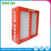 As lojas especializadas papel dobrado suporte de monitor de exposições do piso para o varejo