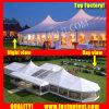 Высокое пиковое смешанных палатку с бегущей строкой в банкетный зал в размер 9X24m 9 м x 24 м 9, 24 24X9 24 м x 9 м