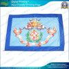 Drapeau de religion, drapeau de polyester par l'impression de Digitals (NF03F06002)