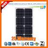 30W 156*156моно-кристаллических солнечная панель
