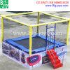 1 trampolino rettangolare della persona da vendere (BJ-BU13)