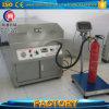 Máquina de enchimento industrial automática cheia do extintor de incêndio do CO2 do pó do ABC