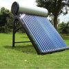 Calentador de agua solar Solar tanque de agua solar de agua caliente