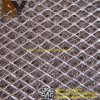 ステンレス鋼の拡大された金網