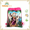Sans plomb 100% recyclé Custom imprimé Gym Drawstring Bags