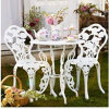 Im Freien/Patio/Garten Rose 3PC Furniture Sets mit Cast Aluminum Frame