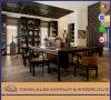 Forniture di ufficio moderne lussuose di legno solido di disegno di alta qualità del Vietnam nuove impostate/lungamente esecutivo Desk/Chair
