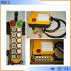 Tipo à mão controlador de F24-12d do telecontrole