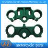 Morsetti anodizzati lavoranti di triplo del motociclo della lega di alluminio di CNC