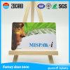Offsetdrucken-frankierte Plastikmitgliedschaft Belüftung-Karte mit Barcode