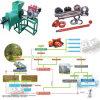 Machine de presse d'huile de palmier de moulin d'huile de palmier
