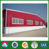 Buenos planes prefabricados aislados del edificio del almacén de la estructura de acero