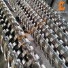 Baril de vis de parallèle de jumeau de baril de vis d'extrusion de profil de PVC