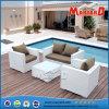 Insieme esterno poco costoso del sofà del giardino delle 4 parti