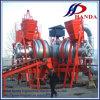 Impianto di miscelazione dell'asfalto mobile con il doppio miscelatore dell'Gemellare-Asta cilindrica e del tamburo essiccante