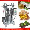 Precios verdes olivas de la maquinaria del molino de la calabaza del sésamo del coco de la prensa de petróleo hidráulico