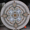 Marble Round Shape Water Jet Medallion