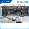 Kenyan sous le système d'inspection de véhicule avec la fonction du relevé de plaque
