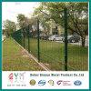 溶接された金網のパネルのPVCによって塗られる電流を通された塀のパネル