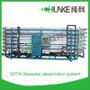50t/H Meerwasser/tiefe Quellwasser-Wasseraufbereitungsanlage
