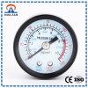 Instructions Simples de Grande Précision de Manomètre de Tube D'usine