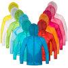 Куртка дождя пальто ветра трикотажных изделий длинней втулки спортов людей задействуя