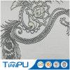 180-550GSM Polyester% l'autre (l'autre traitement procurable) tissu de coutil Tp201 de matelas retardé par incendie procurable matériel