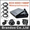Beste HD 3G/4G Mini-Ableiter-Karte mobiler DVR CCTV DVR