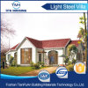 2 maisons préfabriquées de modèle de structure métallique de chambre à coucher