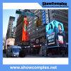 Visualización video a todo color al aire libre del LED para el anuncio con el panel de aluminio (pH10 960mm*960m m)