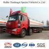 camion di serbatoio diesel della benzina dell'olio combustibile dell'euro 4 di 28cbm FAW