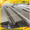 El tren de alta velocidad perfila la protuberancia de aluminio para la fabricación del tren