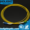 Шнур заплаты LC волокна к режиму 2.0mm Lca симплексному одиночному