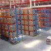 Cremalheira longa resistente do aço do armazenamento da pálete da extensão