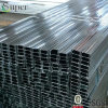 Purlin chiaro della struttura d'acciaio C/Z per materiale da costruzione