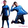 Людей рубашки спортов колготков износ спорта втулки голубых длинний