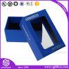 エヴァの挿入が付いている贅沢な無光沢のSolfの接触ペーパーギフト用の箱